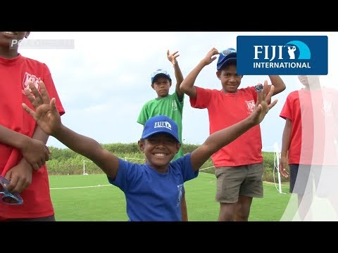 Junior Golf Clinic – 2017  Fiji International