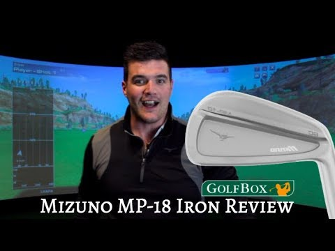 Mizuno MP-18 Irons Review