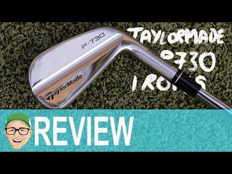 TAYLORMADE P730 IRONS