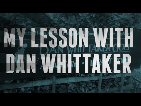 DAN WHITTAKER GOLF LESSON REVIEW