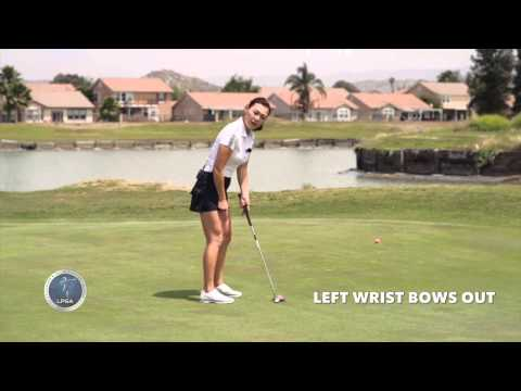 Basics to Clutch Putting | Golf with Aimee