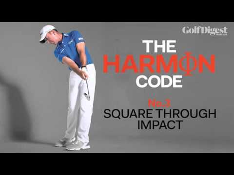 What is Butch Harmon's golf swing philosophy?