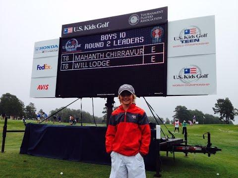Will Lodge (10 yr old – Long Version) – 2014 US Kids Golf World Championship