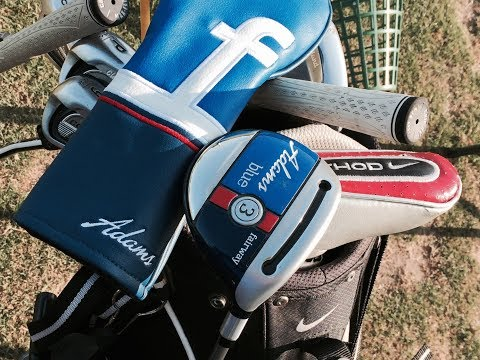 Adams Blue Fairway Review: Easy to hit?