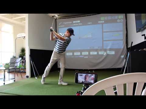 The Future of Golf Instruction, Facetime Lesson with Tony Luczak, PGA