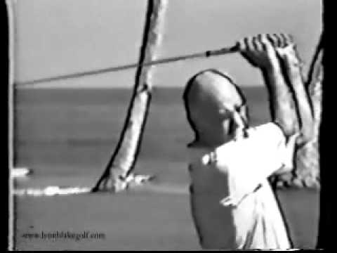 The Coleman Video — Ben Hogan 1977 in BW