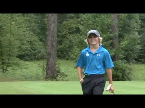Will Lodge (10 yr old – Highlights) – 2014 US Kids Golf World Championship