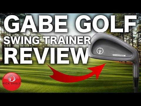 GABE GOLF SWING TRAINER REVIEW