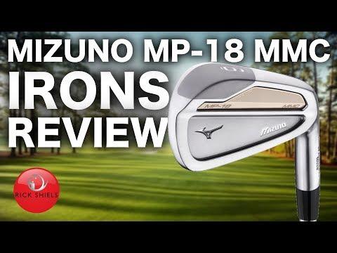 NEW MIZUNO MP-18 MMC IRONS REVIEW