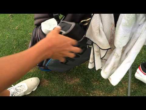Whats in the Bag!!!!!!!Junior Golfer!!!!!! Luke Thomson