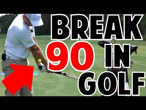 How to Break 90 In Golf