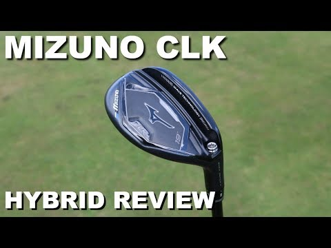 Mizuno CLK Hybrid Review
