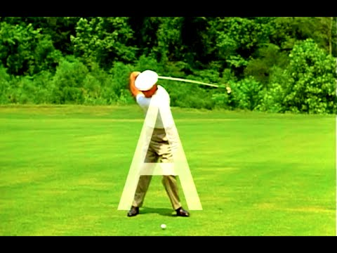 BEN HOGAN SWING ANALYSIS !!!