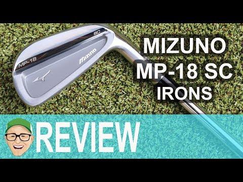 MIZUNO MP18 SC IRONS