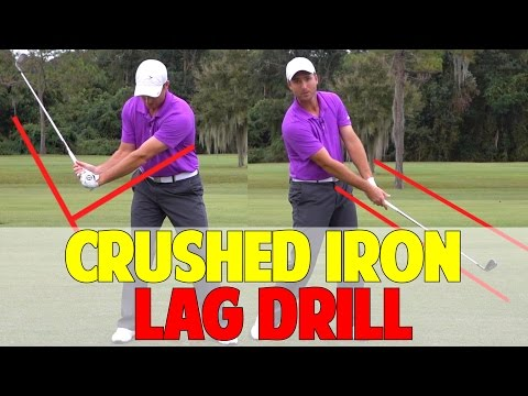 Golf Lag Drill To Crush Irons