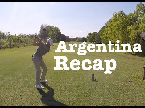 Argentina Recap Video | Bryan Bros Golf