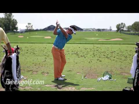 Y.E. Yang Golf Swing @ 2009 US PGA