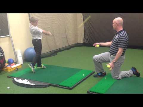 Cool Junior Golf Training Ideas