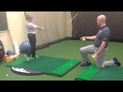 Cool Junior Golf Training Ideas