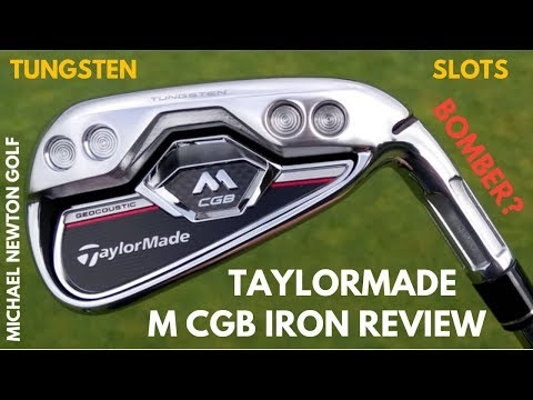 TaylorMade M CGB Iron Review – Is It A Bomber!?