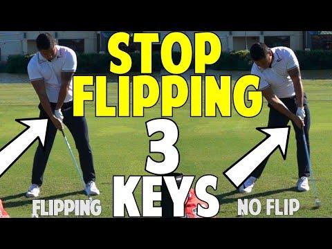 3 Keys To Stop Flipping The Golf Club