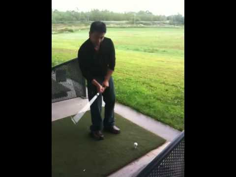 Don golf vid