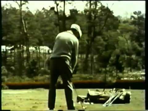 Ben Hogan 1960 rear view