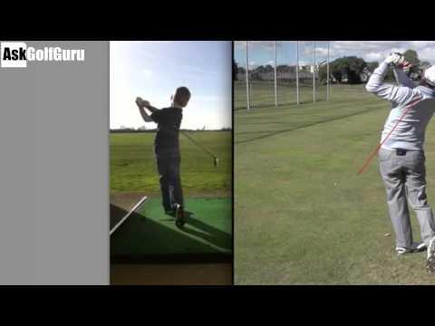 Junior Golf Swing Lesson AskGolfGuru
