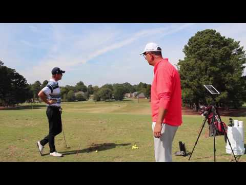 Reactionary Golf Lesson In Mississippi, with Tony Luczak