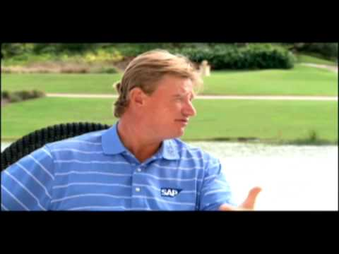 Ernie Els and Gary Player, Part 1