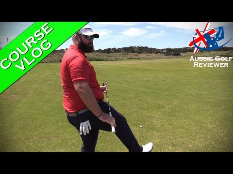 BARNBOUGLE LOST FARM GOLF COURSE VLOG PART 4