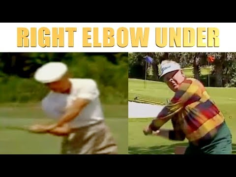 MOE NORMAN SECRET IS BEN HOGAN'S SECRET!