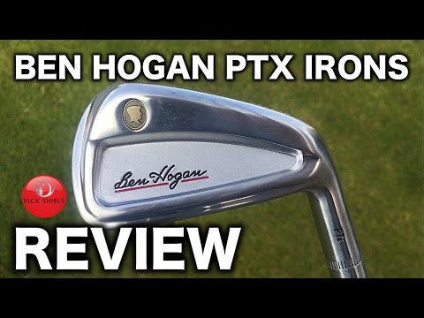 BEN HOGAN PTX IRONS REVIEW