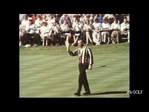 Arnold Palmer – 1962 & 1964 Masters Highlights (Augusta National)