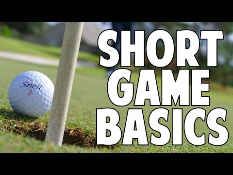 Beginner Golf | Short Game Basics