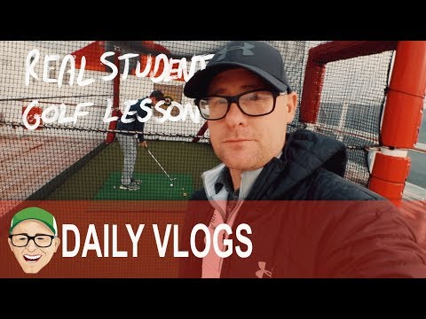 CRUISE MY SHIP LIVE GOLF LESSON DAY 1