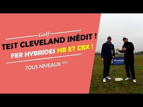 UN CONTACT DE BALLE PURE ET FACILE AVEC CLEVELAND ! – COURS DE GOLF