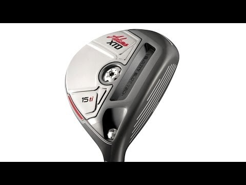 Adams XTD Fairway and Hybrid Review with Justin Gerrard from Adams Golf