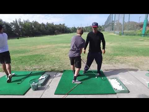 3 Junior Golf Lessons for Rotation and Distance – Montage Video