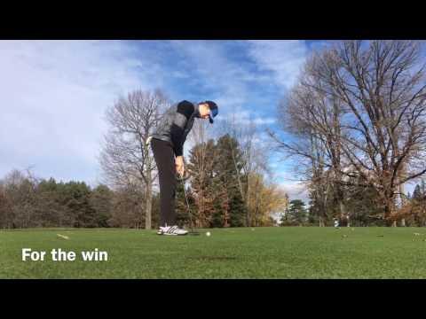 """Golf Course Vlog"" Junior Golfers Play Holes 1-3 At The Royal Ottawa Golf Club"
