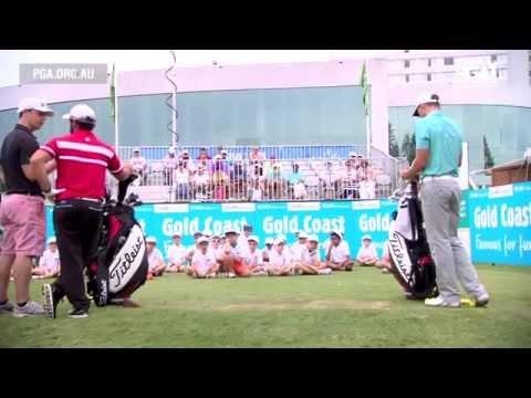 MyGolf Junior Golf Program at the Australian PGA Championship
