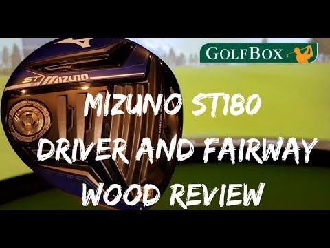 Mizuno ST180 Driver Review (NEW)