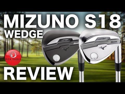 NEW MIZUNO S18 WEDGE REVIEW