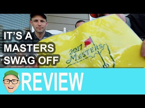 THE MASTERS SWAG OFF