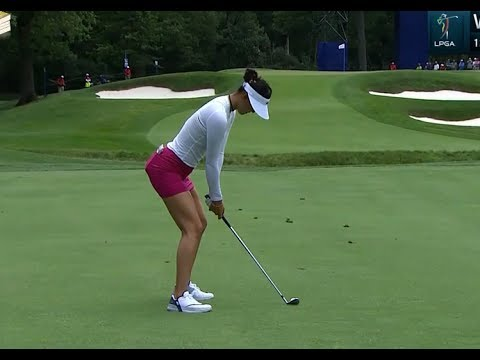 Michelle Wie's Wonderful Golf Shots 2017 KPMG LPGA Tournament