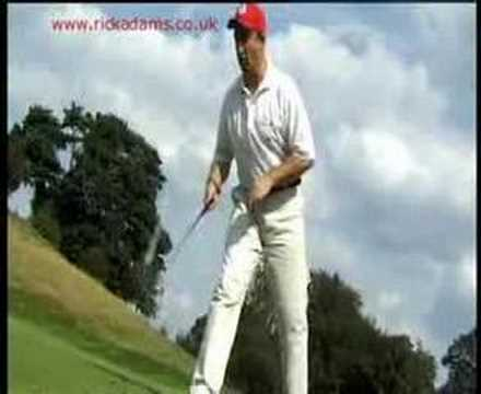 Rick Adams Golf Entertains