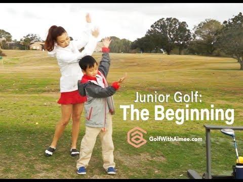 Junior Golf   Golf with Aimee