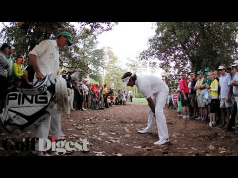 Masters Moments: Best Shots In Masters History