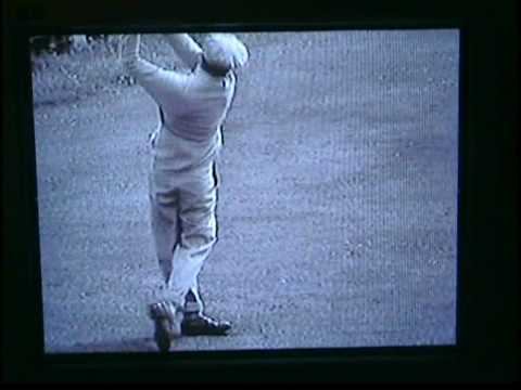 Ben Hogan lots of swing footage