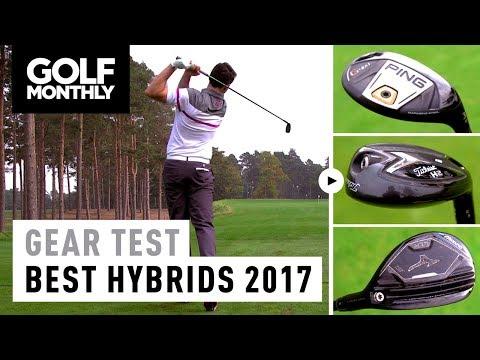 Best Hybrids 2017 | PING G400 vs Titleist 818 vs Mizuno CLK | Golf Monthly